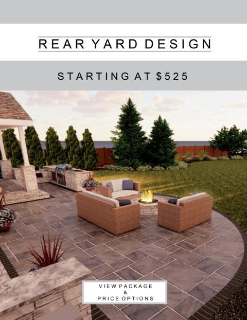 Rear Yard Design